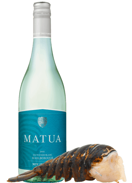 $15.00 for Matua and Any Brand Seafood Combo. Offer available at multiple stores.