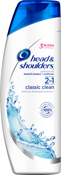 $1.00 for Head & Shoulders® 2-in-1 Shampoo + Conditioner. Offer available at multiple stores.