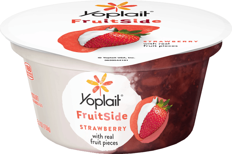 $0.25 for Yoplait® FruitSide (expiring on Monday, 03/02/2020). Offer available at Walmart.