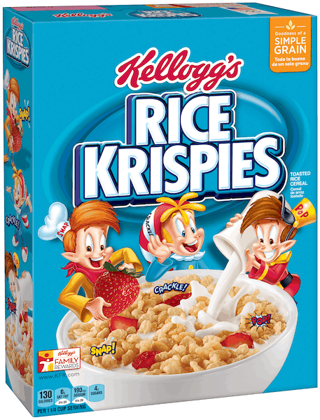 $1.00 for Kellogg's® Cereal (expiring on Sunday, 06/02/2019). Offer available at Publix.