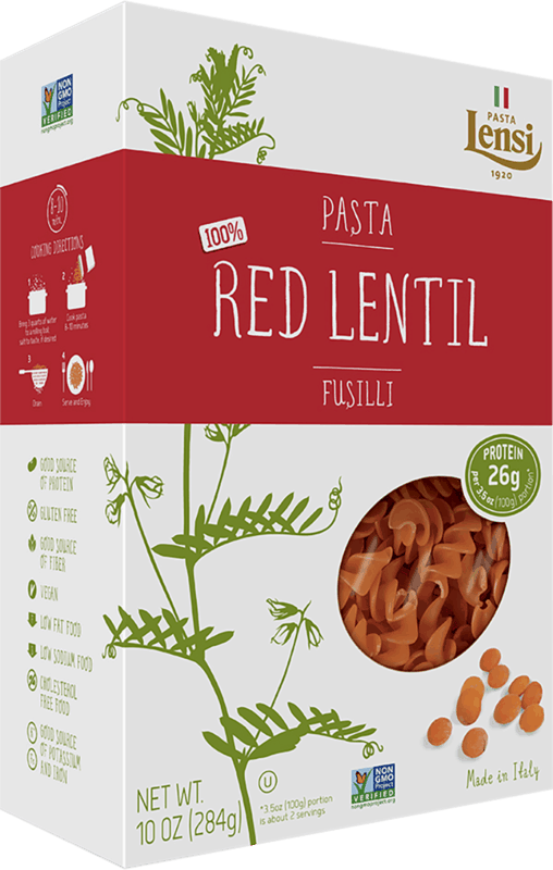 $0.50 for Pasta Lensi (expiring on Thursday, 07/02/2020). Offer available at multiple stores.
