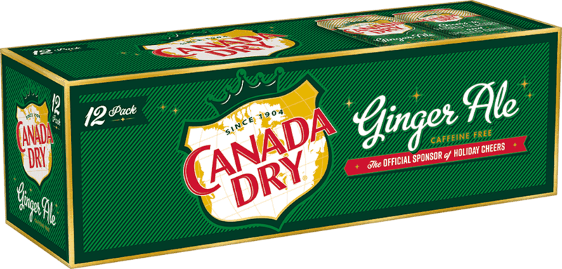 $0.50 for Canada Dry® Ginger Ale. Offer available at multiple stores.