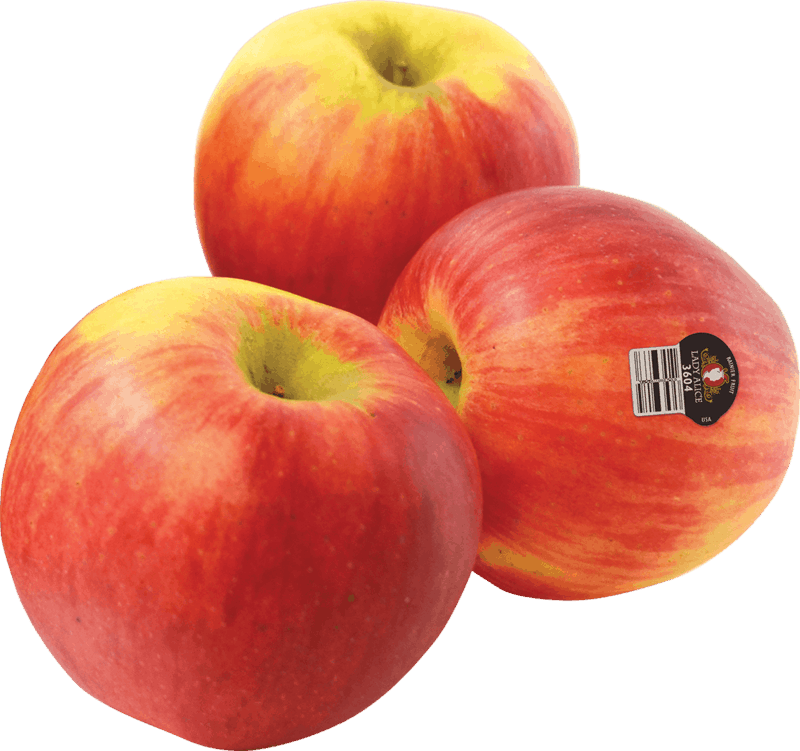 $1.00 for Lady Alice® Apples (expiring on Thursday, 07/02/2020). Offer available at Meijer.