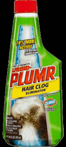 $0.75 for Liquid-Plumr® Hair Clog Eliminator™ (expiring on Thursday, 03/09/2017). Offer available at Walmart.