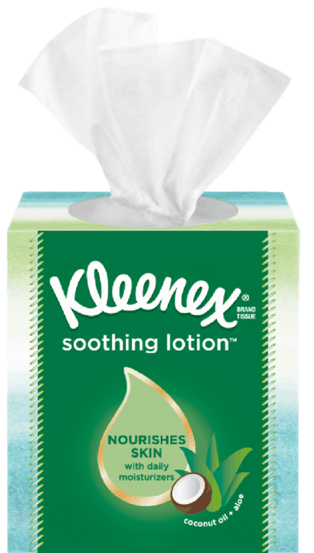 $0.50 for Kleenex Brand Tissue. Offer available at multiple stores.