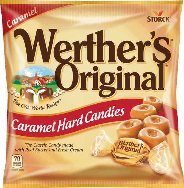 $0.50 for Werther's® Original® Caramels - Hard Candies or Creamy Caramel Filled (expiring on Saturday, 03/31/2018). Offer available at multiple stores.