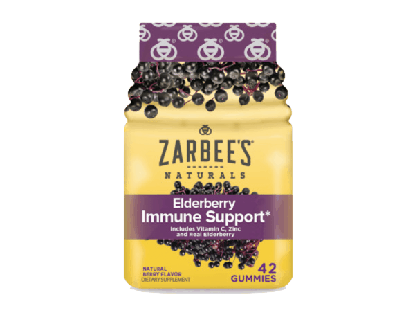 $0.50 for Zarbee's® Children's and Adult Elderberry Gummies (expiring on Thursday, 02/06/2020). Offer available at multiple stores.