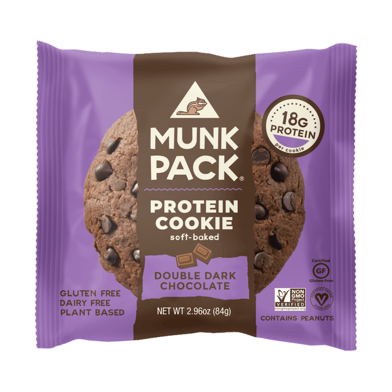 $0.25 for Munk Pack® Protein Cookie (expiring on Wednesday, 09/30/2020). Offer available at multiple stores.