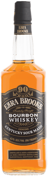 $3.00 for Ezra Brooks (expiring on Monday, 10/30/2017). Offer available at multiple stores.
