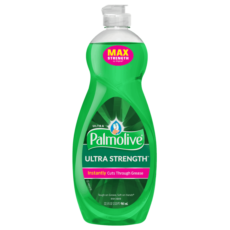 $0.35 for Palmolive® Ultra Strength Dish Soap. Offer available at Walmart.