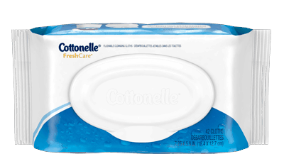$0.50 for Cottonelle® Moist Wipes (expiring on Friday, 09/01/2017). Offer available at Boxed.
