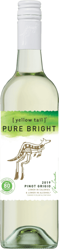 $1.50 for [ yellow tail ] Pure Bright (expiring on Thursday, 09/17/2020). Offer available at Harris Teeter.