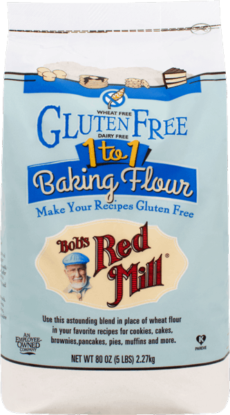 $1.25 for Bob's Red Mill® Gluten Free Flour Blends (expiring on Saturday, 06/02/2018). Offer available at multiple stores.