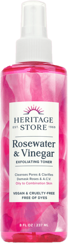 $3.00 for Heritage Store Rosewater & Vinegar (expiring on Thursday, 12/16/2021). Offer available at Walmart, Walmart Pickup & Delivery.