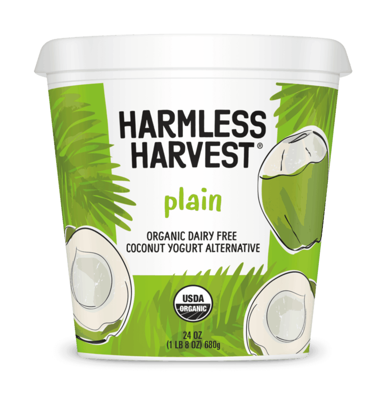$1.00 for Harmless Harvest Yogurt (expiring on Wednesday, 03/31/2021). Offer available at Whole Foods Market®.