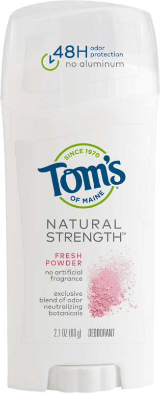 $1.50 for Tom's of Maine® Deodorant (expiring on Thursday, 01/09/2020). Offer available at multiple stores.