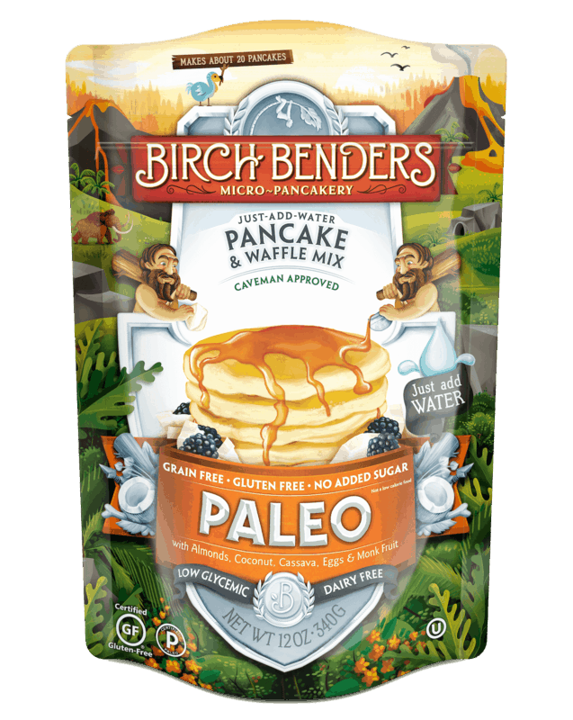 $1.00 for Birch Benders Pancake and Waffle Mix (expiring on Saturday, 01/30/2021). Offer available at multiple stores.
