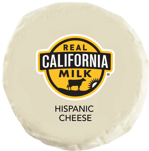 $1.00 for Real California Milk Hispanic Cheese (expiring on Sunday, 09/02/2018). Offer available at Walmart, Kroger, H-E-B.