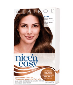 clairol nicen easy hair color - Clairol Nice And Easy Colors