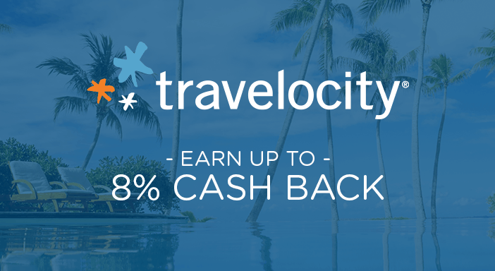 $0.00 for Travelocity (expiring on Monday, 08/26/2019). Offer available at Travelocity.