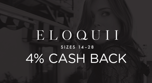 $0.00 for Eloquii (expiring on Tuesday, 05/07/2019). Offer available at Eloquii.