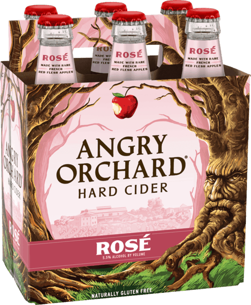 $1.00 for Angry Orchard® 6-pack (expiring on Saturday, 09/01/2018). Offer available at multiple stores.
