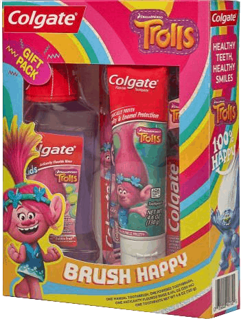 $2.00 for Colgate® Kids Oral Care Regimen Kit (expiring on Tuesday, 12/25/2018). Offer available at Walmart.