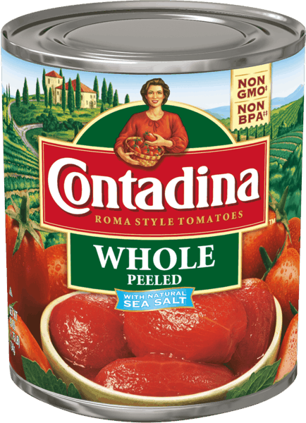 $0.50 for Contadina™ Tomatoes (expiring on Wednesday, 08/01/2018). Offer available at Walmart.