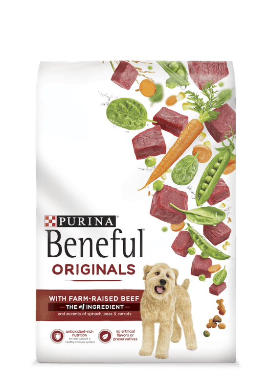 $2.50 for PURINA Beneful Dry Dog Food (expiring on Friday, 05/29/2020). Offer available at multiple stores.