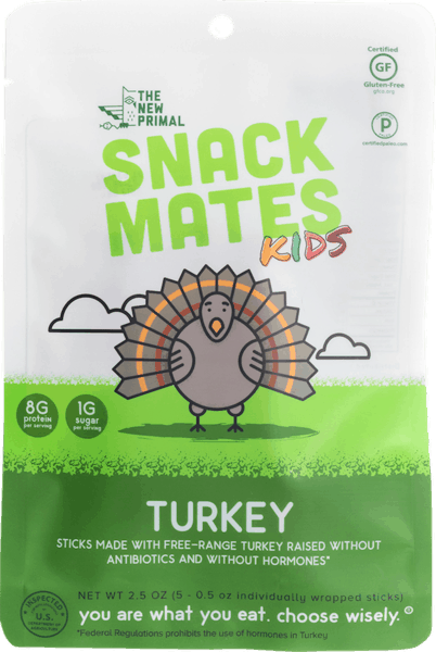 $1.00 for The New Primal Snack Mates (expiring on Monday, 12/10/2018). Offer available at Kroger.