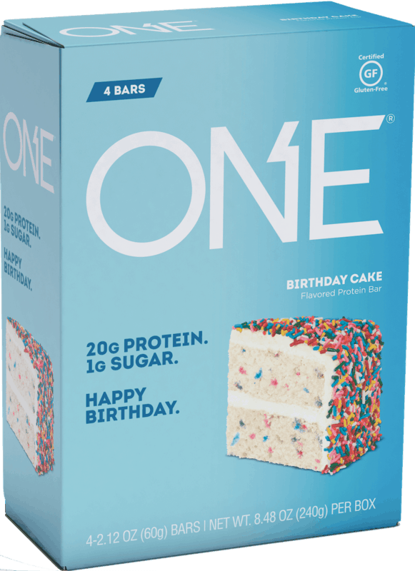 $1.00 for ONE Protein Bar (expiring on Wednesday, 09/02/2020). Offer available at multiple stores.