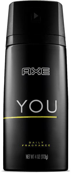 $1.00 for AXE YOU Daily Fragrance. Offer available at multiple stores.