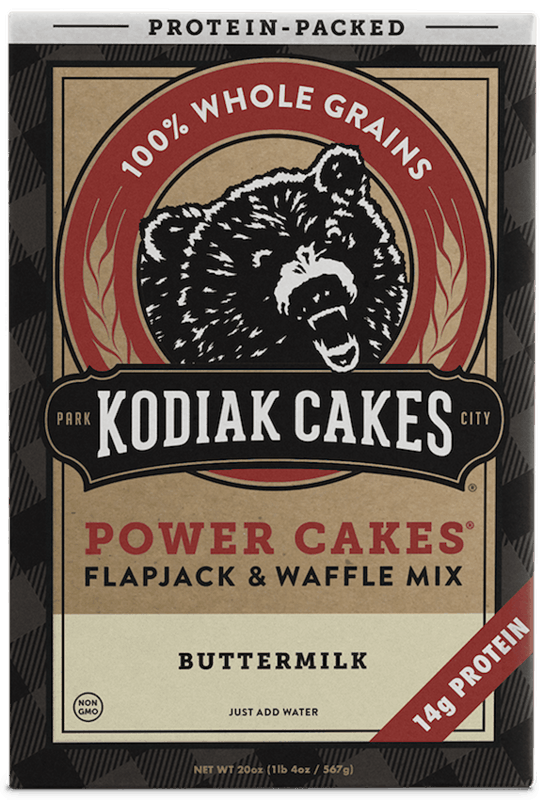 $0.50 for Kodiak Cakes Flapjack & Waffle Mixes (expiring on Wednesday, 01/22/2020). Offer available at multiple stores.