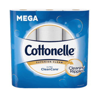 $0.50 for Cottonelle Toilet Paper (expiring on Sunday, 08/02/2020). Offer available at multiple stores.