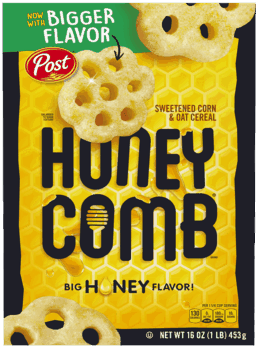 $0.75 for Honey-Comb® (expiring on Monday, 04/02/2018). Offer available at multiple stores.
