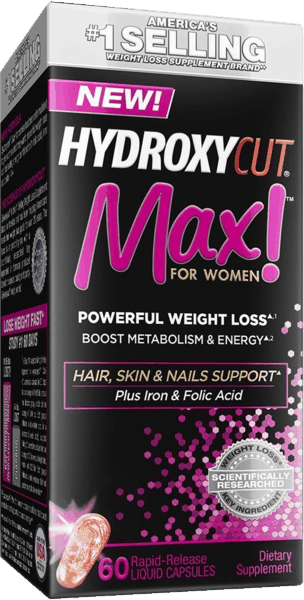 picture about Hydroxycut Printable Coupons named $5.00 for Hydroxycut® Max!™ For Girls. Offer you readily available at