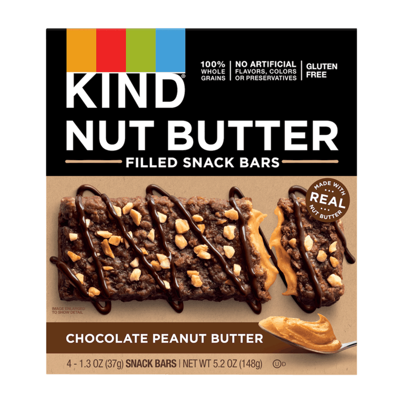$0.50 for KIND Nut Butter Filled Snack Bars (expiring on Thursday, 04/30/2020). Offer available at multiple stores.