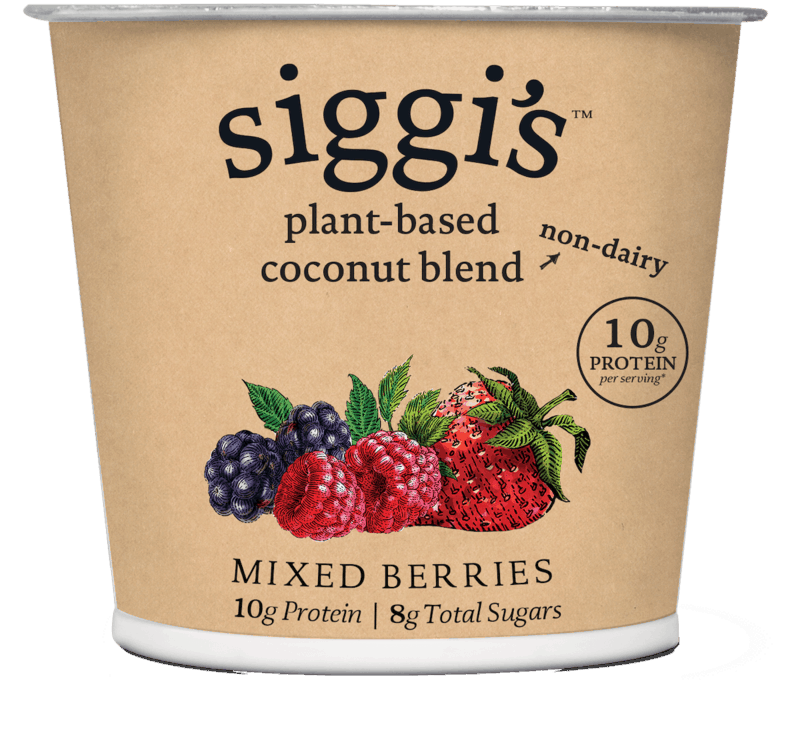 $0.35 for siggi's Plant-Based Yogurt (expiring on Sunday, 08/02/2020). Offer available at multiple stores.