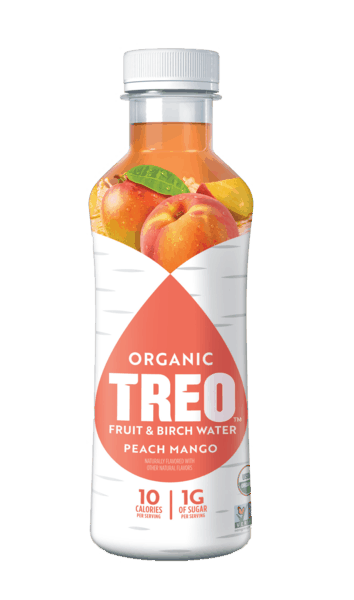 $1.25 for TREO™ Organic Birch Water Infusion (expiring on Monday, 12/31/2018). Offer available at multiple stores.