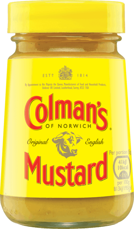 $0.75 for Colman's Original Prepared Mustard (expiring on Tuesday, 08/24/2021). Offer available at multiple stores.