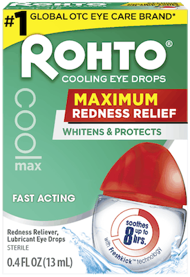 $1.00 for Rohto® Cooling Eye Drops (expiring on Saturday, 10/07/2017). Offer available at multiple stores.