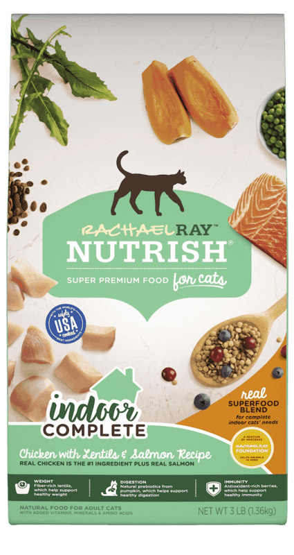 $2.00 for Rachael Ray Nutrish dry cat food (expiring on Saturday, 02/15/2020). Offer available at PetSmart.