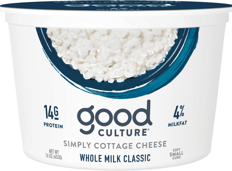 $1.00 for Good Culture® Cottage Cheese (expiring on Sunday, 02/02/2020). Offer available at multiple stores.
