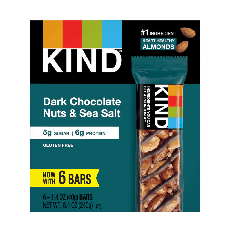 $1.00 for KIND Bars. Offer available at multiple stores.