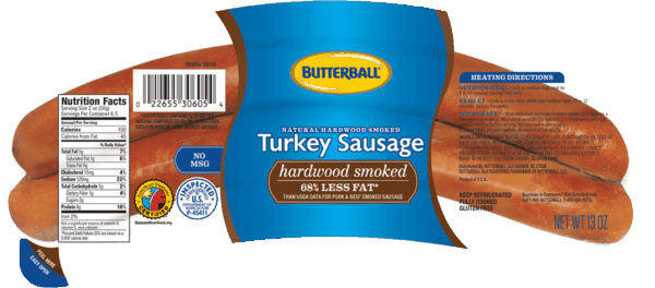 $0.50 for Butterball® Smoked Turkey Sausage (expiring on Saturday, 03/02/2019). Offer available at multiple stores.