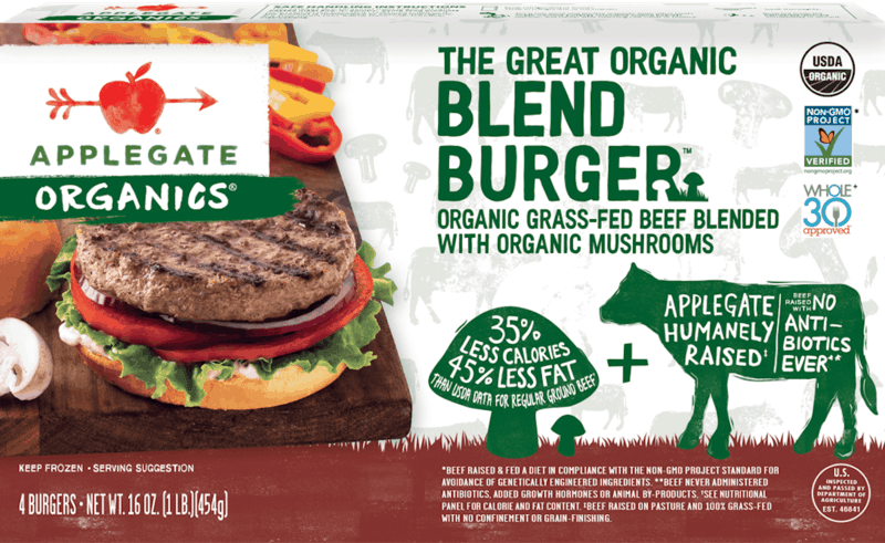 $2.00 for Applegate Naturals Burgers. Offer available at multiple stores.