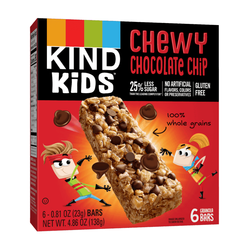 $1.00 for KIND Kids™ Granola Bars (expiring on Monday, 03/09/2020). Offer available at multiple stores.