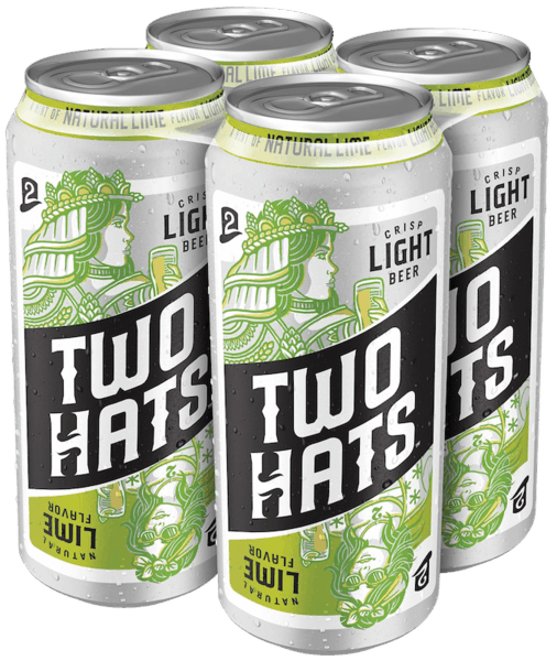 $1.00 for Two Hats® (expiring on Friday, 07/06/2018). Offer available at multiple stores.