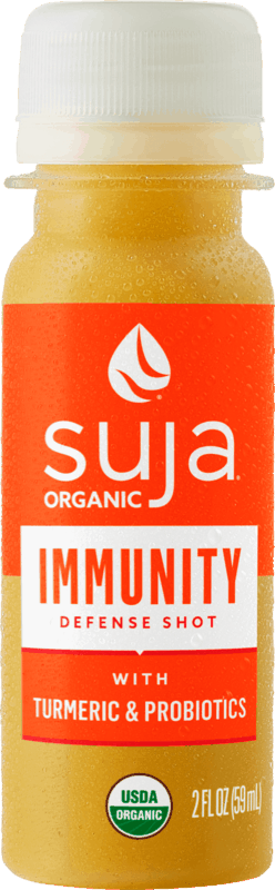 $0.75 for Suja Functional Shots (expiring on Thursday, 03/18/2021). Offer available at multiple stores.