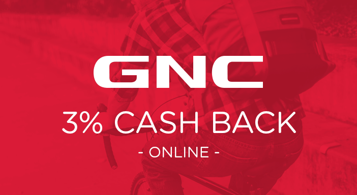 $0.00 for GNC (expiring on Monday, 04/13/2020). Offer available at GNC.com.